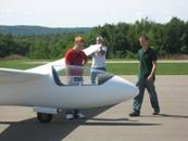 Phoebus test flight